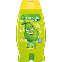 AVON naturals kids Birne Duschgel & Schaumbad