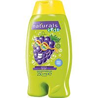 AVON naturals Kids Groovy Grape Duschgel & Schaumbad