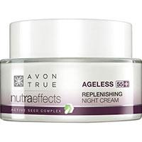 AVON nutra effects Ageless 55+ Regenerierende Nachtcreme