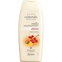 AVON naturals Honig & Cranberry Shampoo