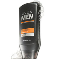 AVON FOR MEN Essentials Duschgel