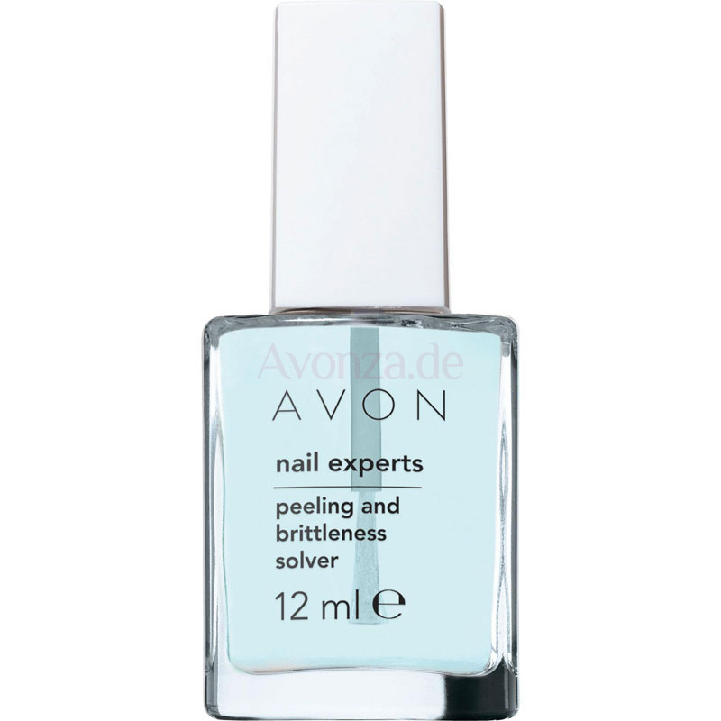 avon nail experts spezial nagellack f r splitternde br chige n gel. Black Bedroom Furniture Sets. Home Design Ideas