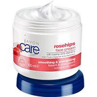 AVON care Gesichtscreme mit Hagebuttenkernöl & Vitamin C