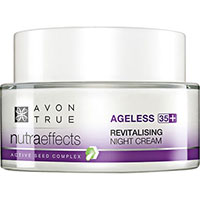 AVON nutra effects Ageless 35+ Anti-Aging Nachtcreme