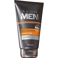 AVON FOR MEN Essentials Revitalisierendes Rasiergel
