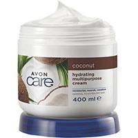 AVON care Multiaktiv-Creme für Gesicht, Hände & Körper mit Kokosöl