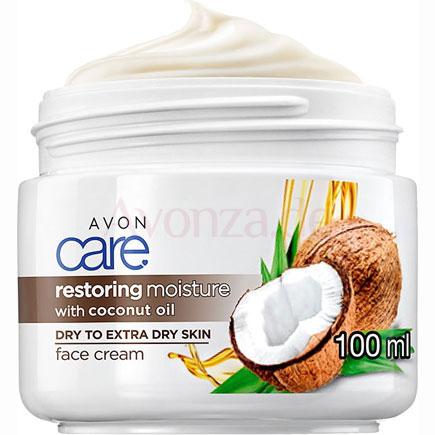 AVON care Gesichtscreme mit Kokosöl
