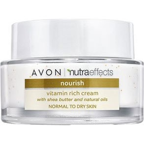AVON nutra effects Nourish Creme mit Vitaminen