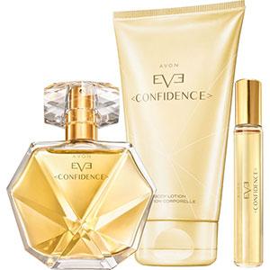 AVON Eve Confidence Duft-Set 3-teilig