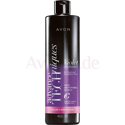 AVON Advance Techniques Pflegespülung für blondiertes Haar 400 ml