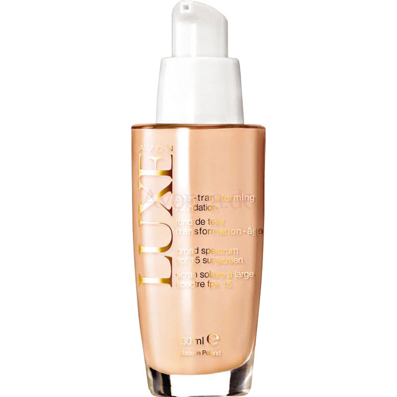 AVON LUXE Anti-Aging-Foundation LSF 15