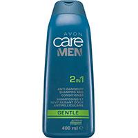 AVON care MEN Anti Dandruff 2-in-1 Shampoo & Spülung gegen Schuppen 400 ml