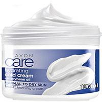 AVON care Feuchtigkeitsspendende Gesichtsreinigungscreme
