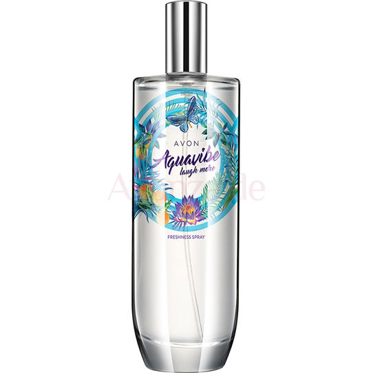 AVON Aquavibe Laugh More Erfrischungsspray