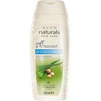 AVON naturals hair Aloe & Macadamia 2-in-1 Shampoo & Spülung