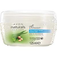 AVON naturals hair Aloe & Macadamia Haarkur