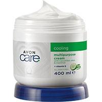 AVON care Feuchtigkeitscreme für Gesicht, Hände & Körper mit Aloe & Gurke