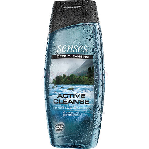 AVON senses Active Duschgel 250 ml