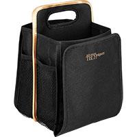 AVON Advance Techniques Haarutensilien-Tasche mit Hitzeschutzmatte