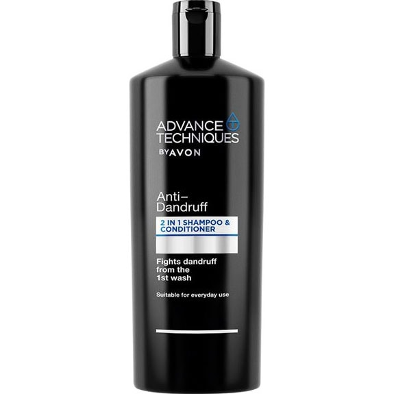 AVON Advance Techniques Anti-Schuppen 2-in-1 Shampoo & Spülung 700 ml