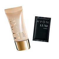 Probe Make-up AVON LUXE 2-in-1 Foundation LSF 15
