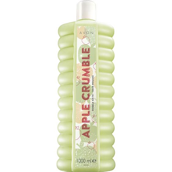AVON BUBBLE BATH Schaumbad Apple Crumble 1 l