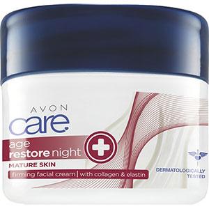 AVON care Age Restore Anti-Aging-Nachtcreme