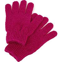 AVON Peeling-Handschuhe Rot
