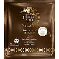AVON planet spa Treasures of the Desert Tuchmaske