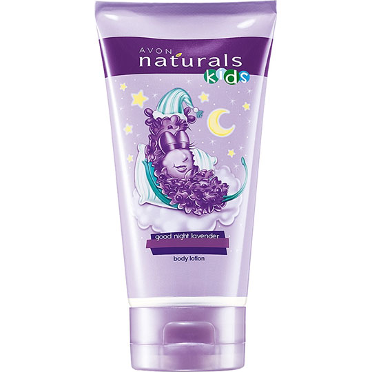 AVON naturals kids Lavendel Körperlotion