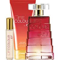 AVON Life Colour Duft-Set 3-teilig für Sie