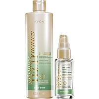 AVON Advance Techniques Haarpflege-Set für die tägliche Anwendung 2-teilig