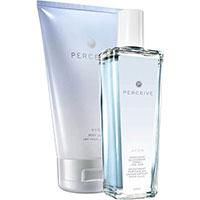 AVON Perceive Eau de Parfum 100 ml + Körperlotion Set