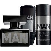 AVON MAN Duft-Set 3-teilig