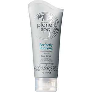 AVON planet spa Perfectly Purifying Gesichtspeeling