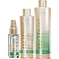 AVON Advance Techniques Haarpflege-Set für die tägliche Anwendung 3-teilig