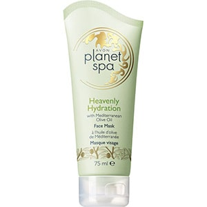 AVON planet spa Heavenly Hydration Gesichtsmaske