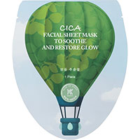 AVON Tuchmaske mit Cica-Extrakt