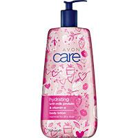 AVON care essential moisture Körperlotion mit Milchproteinen & Vitamin E 750 ml