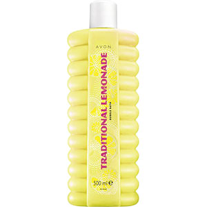 AVON BUBBLE BATH Schaumbad Lemonade 500 ml