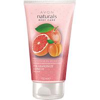 AVON naturals Grapefruit & Aprikose Körperpeeling
