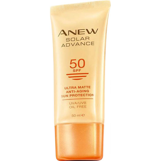 AVON ANEW Solar Advance Ultra Matte Anti-Aging-Sonnencreme LSF 50