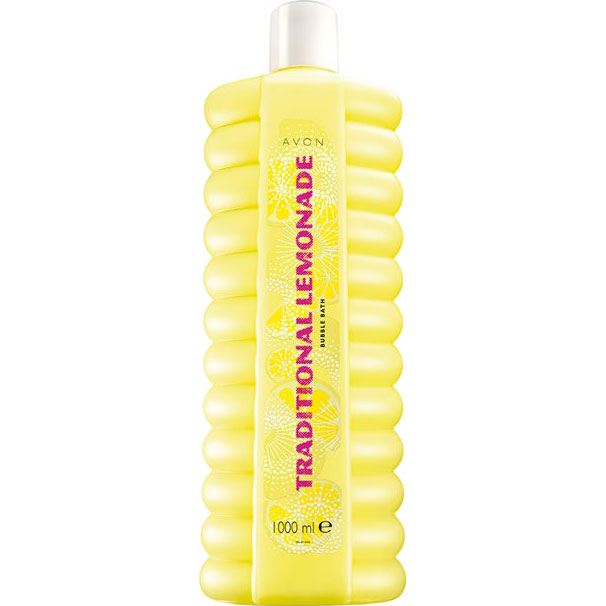 AVON BUBBLE BATH Schaumbad Lemonade 1 l