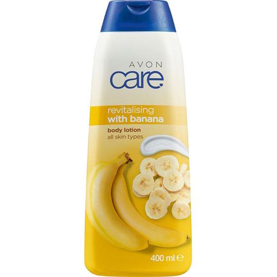 AVON care Körperlotion mit Banane