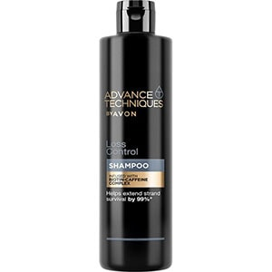 AVON Advance Techniques Loss Control Shampoo gegen Haarausfall 400 ml