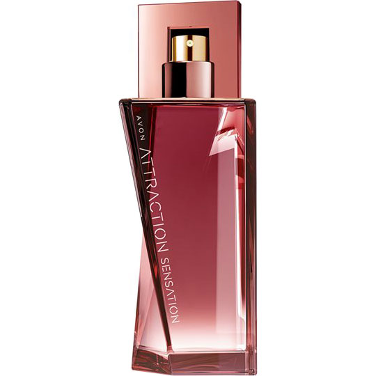 AVON Attraction Sensation Eau de Parfum für Sie