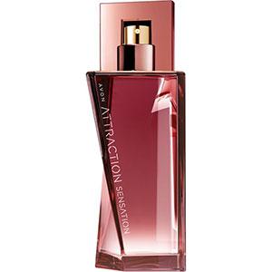 AVON Attraction Sensation Eau de Parfum für Sie