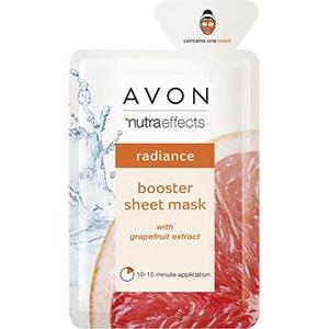 AVON nutra effects Booster Maske mit Grapefruit-Extrakt