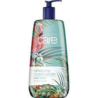 AVON care Erfrischende Körperlotion mit Aloe & Gurke 750 ml
