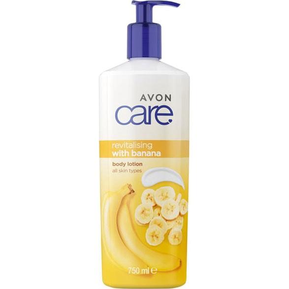 AVON care Körperlotion mit Banane 750 ml